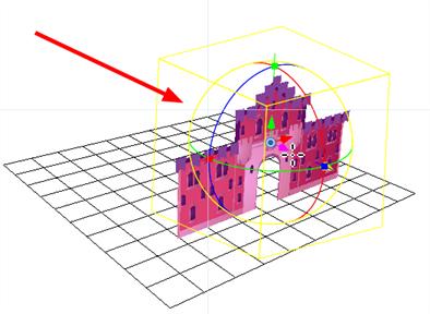 Toon Boom Harmony 10 3 Documentation: 3D Transform Tool