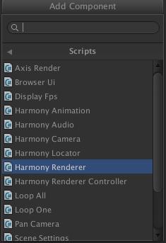 Harmony 12 2 Premium Documentation: Working in Unity
