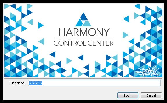Harmonycom login