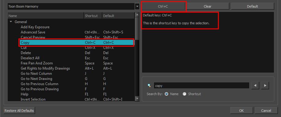 Harmony 12 1 Essentials Documentation: Keyboard Shortcuts