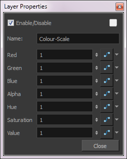 harmony 12 1 essentials documentation colour scale