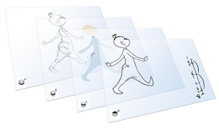 Line Art Layer : Harmony premium documentation art layers