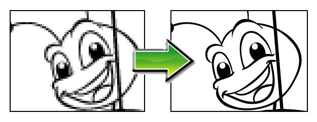 Harmony 15 0 Advanced Documentation: Vectorizing Images on Import