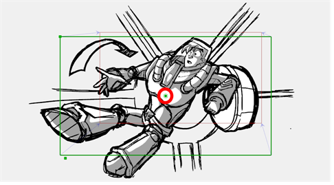 how to move position of keyframe in adobe animate