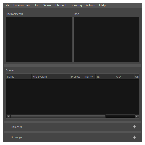 Storyboard Pro 6 0 Online Help: Importing Harmony Scenes to