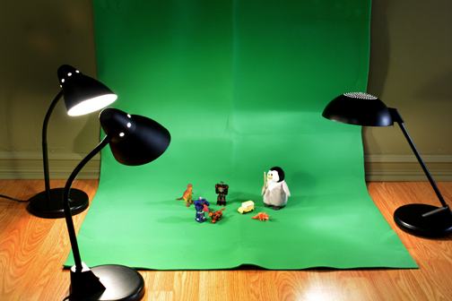 012_H1_StopMotion on Forces And Motion Project