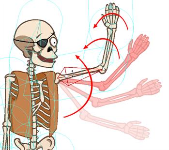войну скелетная анимация недостатки можно сыграть